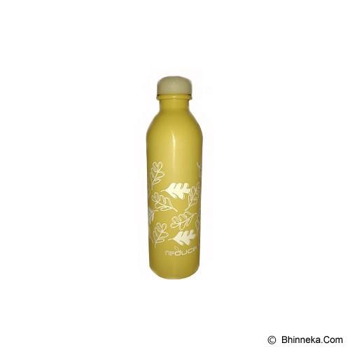 REDUCE Waterweek Natural 16oz [01014-KE-KL] - Yellow - Sport Water Bottle / Botol Minum